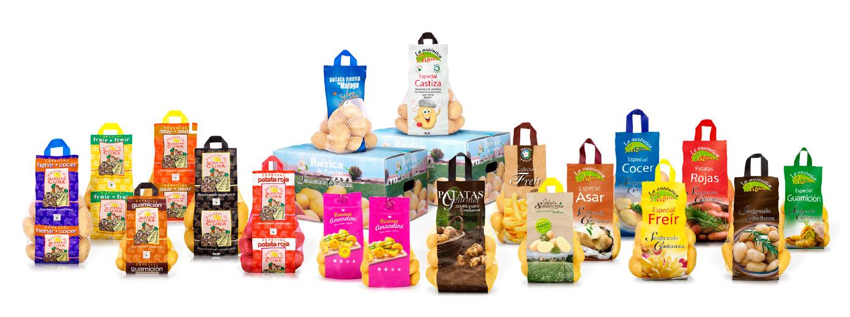 Todos los productos - Ibérica de Patatas
