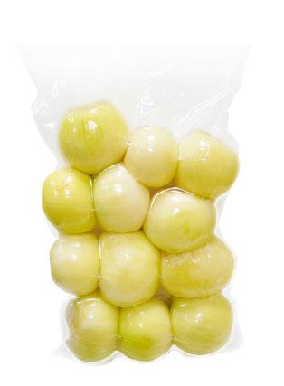 imagen de packaging - 4ª Gama: Cebollas peladas y cortadas - Ibérica de patatas