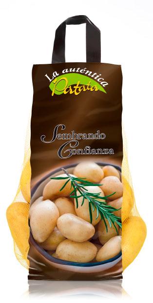 imagen de packaging - La auténtica Patata Genérica - Ibérica de patatas
