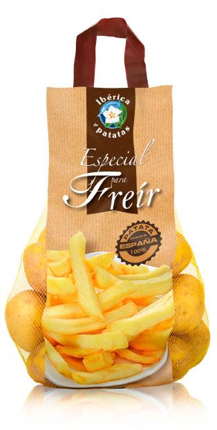 imagen de packaging - Patata Especial para freír - Ibérica de patatas