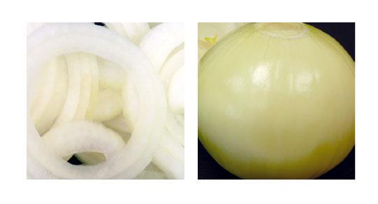 imagen de producto - 4ª Gama - Cebollas Peladas / Cortadas - Ibérica de patatas
