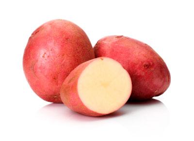imagen de producto - Patata Nuestro Cura Especial Patata Roja - Ibérica de patatas