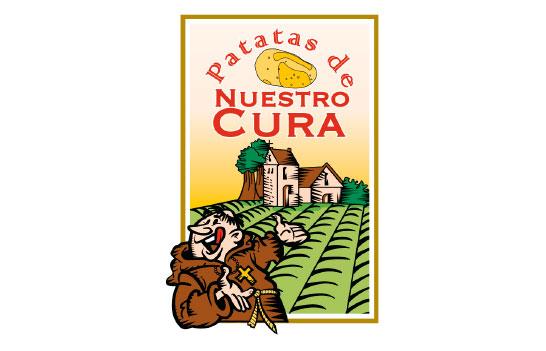 Logotipo Patata Nuestro Cura - Ibérica de Patatas