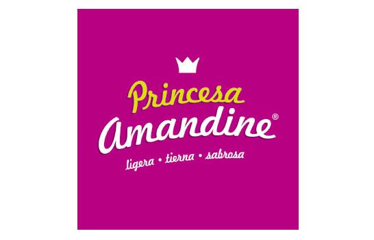 Logotipo Patata Princesa Amandine - Ibérica de Patatas