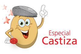 Productos: Especial Castiza. Ibérica de patatas
