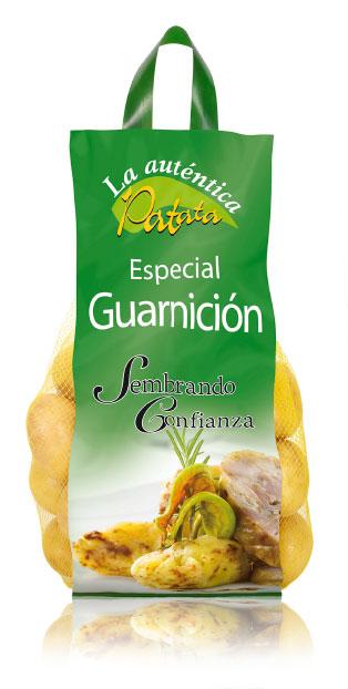 imagen de packaging - La auténtica Patata Especial Guarnición - Ibérica de patatas