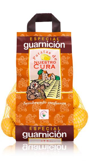 imagen de packaging - Patata Nuestro Cura Especial Guarnición - Ibérica de patatas