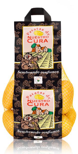 imagen de packaging - Patata Nuestro Cura Genérica - Ibérica de patatas