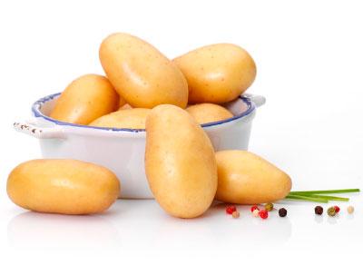 imagen de producto - Patata Princesa Amandine - Ibérica de patatas