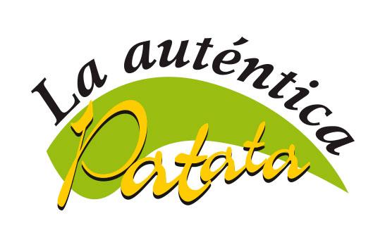Logotipo la Auténtica Patata - Ibérica de Patatas