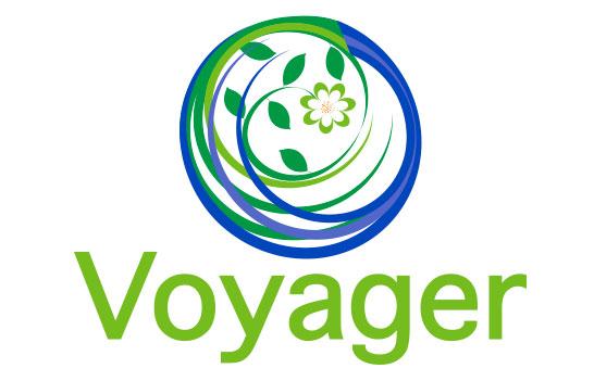 Logotipo Patatas La Perla - Voyager - Ibérica de Patatas